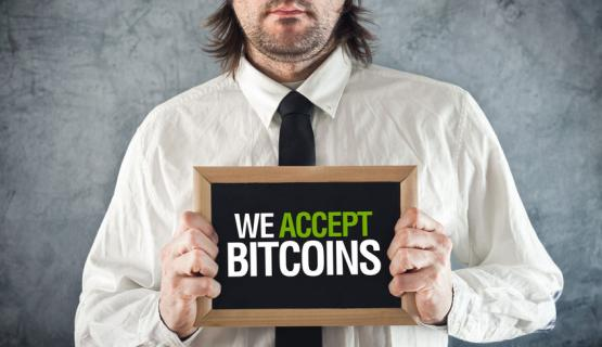 accept bitcoin as salary